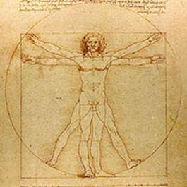Measuring 2 - Vitruvian man - Da Vinci_1